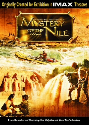 Mystery of the Nile - Movie Poster (thumbnail)