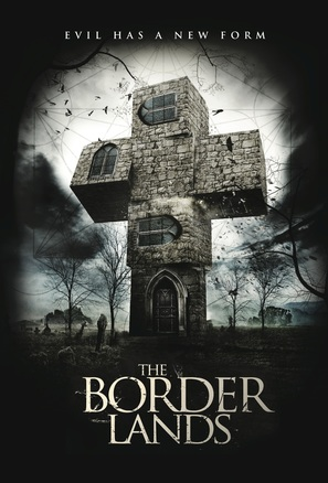 The Borderlands - British Movie Poster (thumbnail)