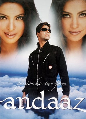 Andaaz - poster (thumbnail)