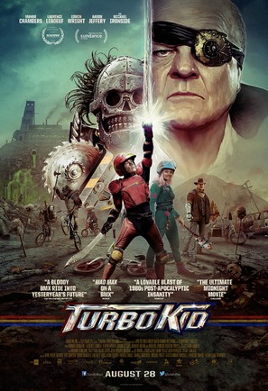 Turbo Kid - Movie Poster (thumbnail)