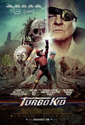 Turbo Kid - Movie Poster (thumbnail)