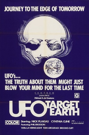 UFO: Target Earth - Movie Poster (thumbnail)