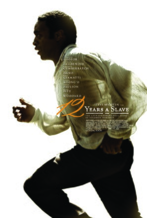 12 Years a Slave - Movie Poster (thumbnail)