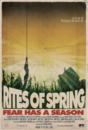 Rites of Spring - Movie Poster (thumbnail)