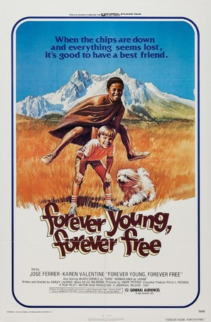 Forever Young, Forever Free - Movie Poster (thumbnail)