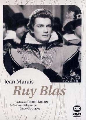 Ruy Blas - French DVD cover (thumbnail)