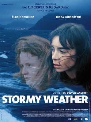 Stormy Weather - French Movie Poster (thumbnail)