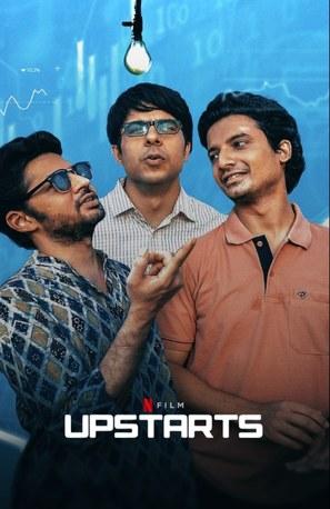 Upstarts - Indian Movie Poster (thumbnail)