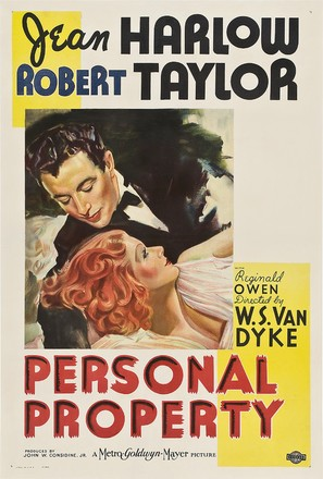Personal Property - Movie Poster (thumbnail)