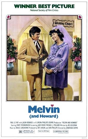 Melvin and Howard - Movie Poster (thumbnail)