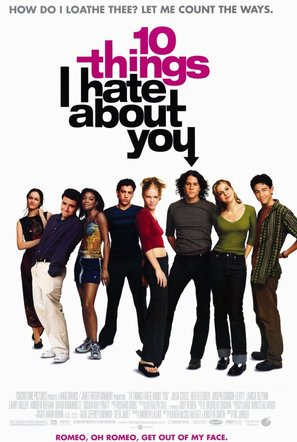 10 Things I Hate About You - Movie Poster (thumbnail)