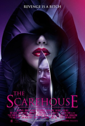 The Scarehouse - Canadian Movie Poster (thumbnail)