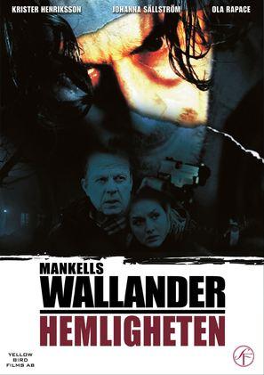 """""""Wallander"""" Hemligheten - Swedish poster (thumbnail)"""
