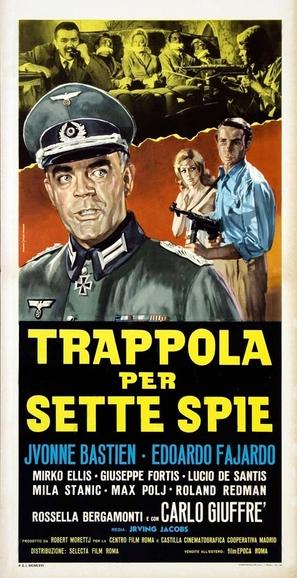 Trappola per sette spie