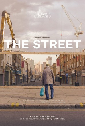 The Street - British Movie Poster (thumbnail)