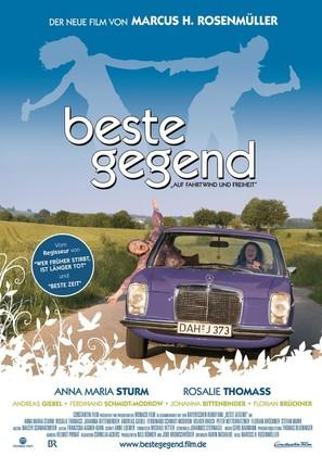 Beste Gegend - German poster (thumbnail)