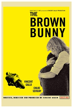 The Brown Bunny - Movie Poster (thumbnail)