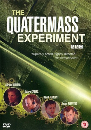 The Quatermass Experiment - British Movie Cover (thumbnail)