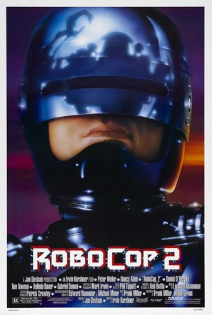 RoboCop 2 - Theatrical poster (thumbnail)