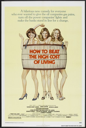 How to Beat the High Co$t of Living - Movie Poster (thumbnail)