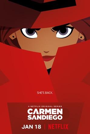 """Carmen Sandiego"""