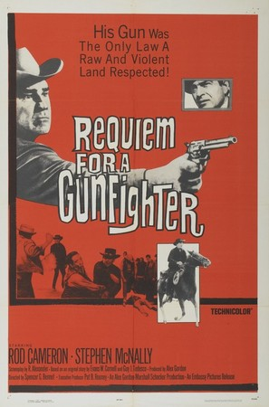 Requiem for a Gunfighter - Movie Poster (thumbnail)