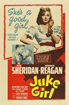 Juke Girl - Theatrical poster (thumbnail)