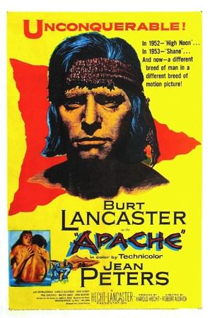 Apache - Movie Poster (thumbnail)