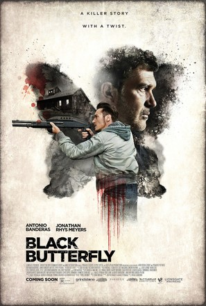 Black Butterfly - Movie Poster (thumbnail)