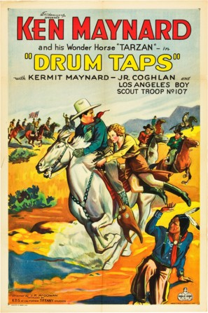 Drum Taps - Movie Poster (thumbnail)