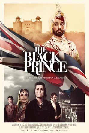 The Black Prince - British Movie Poster (thumbnail)