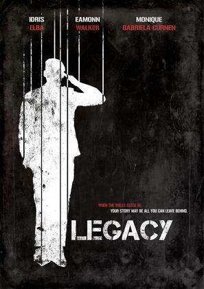 Legacy - British Movie Poster (thumbnail)
