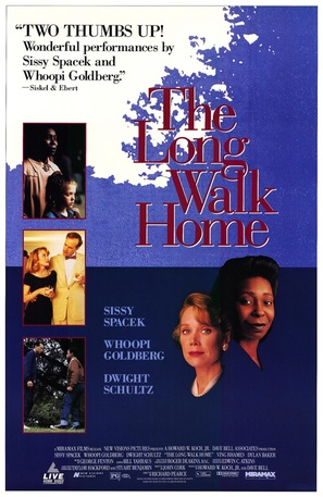 The Long Walk Home - Video release movie poster (thumbnail)