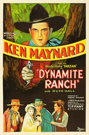 Dynamite Ranch - Movie Poster (thumbnail)