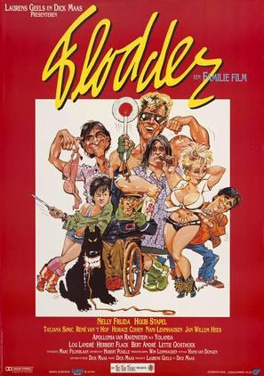 Flodder - Dutch Movie Poster (thumbnail)