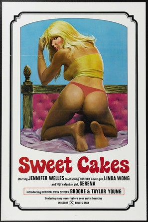 Sweet Cakes - Movie Poster (thumbnail)