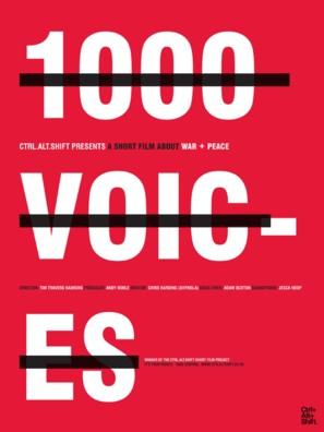 1000 Voices - Movie Poster (thumbnail)