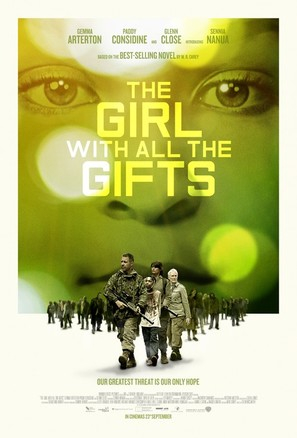 The Girl with All the Gifts - British Movie Poster (thumbnail)