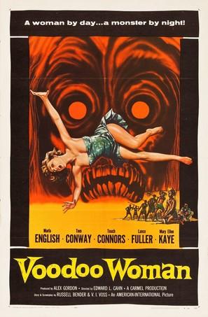 Voodoo Woman - Movie Poster (thumbnail)