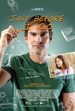 Just Before I Go - Movie Poster (thumbnail)