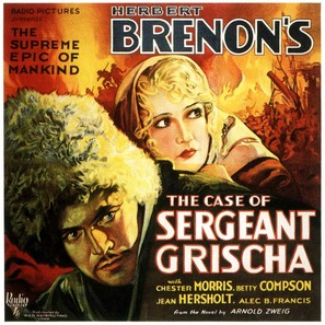 The Case of Sergeant Grischa