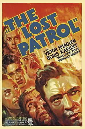 The Lost Patrol - Movie Poster (thumbnail)