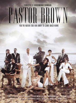 Pastor Brown - Movie Poster (thumbnail)