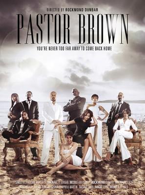 Pastor Brown - Movie Poster (thumbnail)