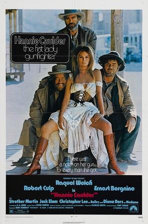 Hannie Caulder - Movie Poster (thumbnail)