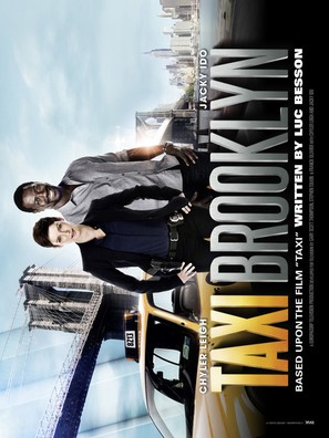"""Taxi Brooklyn"" - Movie Poster (thumbnail)"