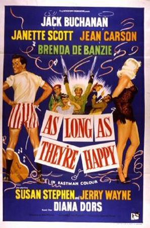As Long as They're Happy - Movie Poster (thumbnail)