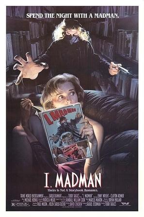 I, Madman - Movie Poster (thumbnail)