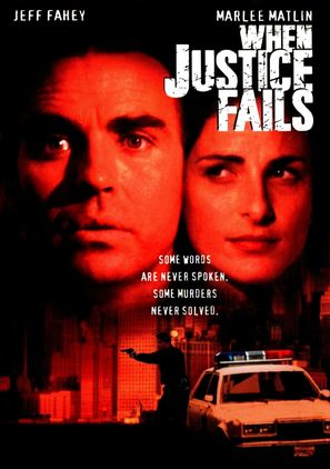 When Justice Fails - DVD movie cover (thumbnail)