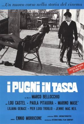 I pugni in tasca - Italian Movie Poster (thumbnail)
